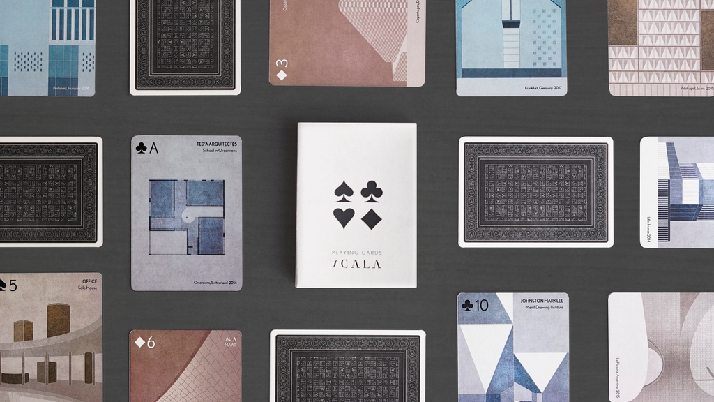 SCALA · Architecture Playing Cards · Second Edition project video thumbnail