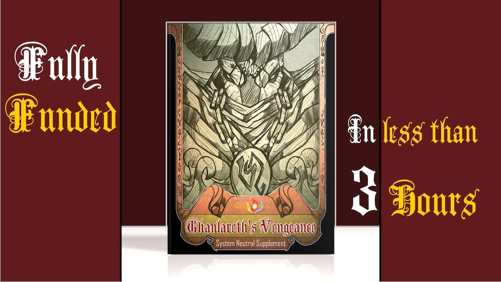 Project image for Ghaulareth's Vengeance (Canceled)