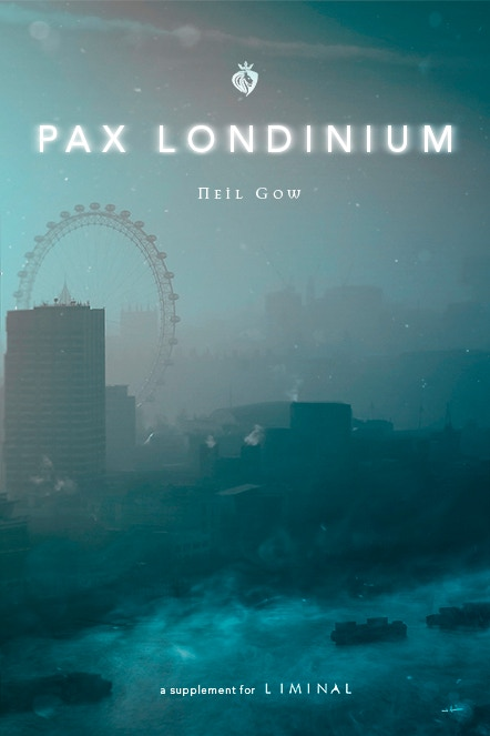 Cover art for Pax Londinium