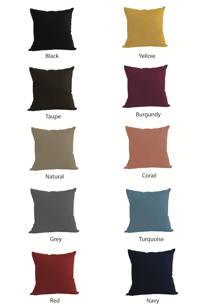 PILO Color Options