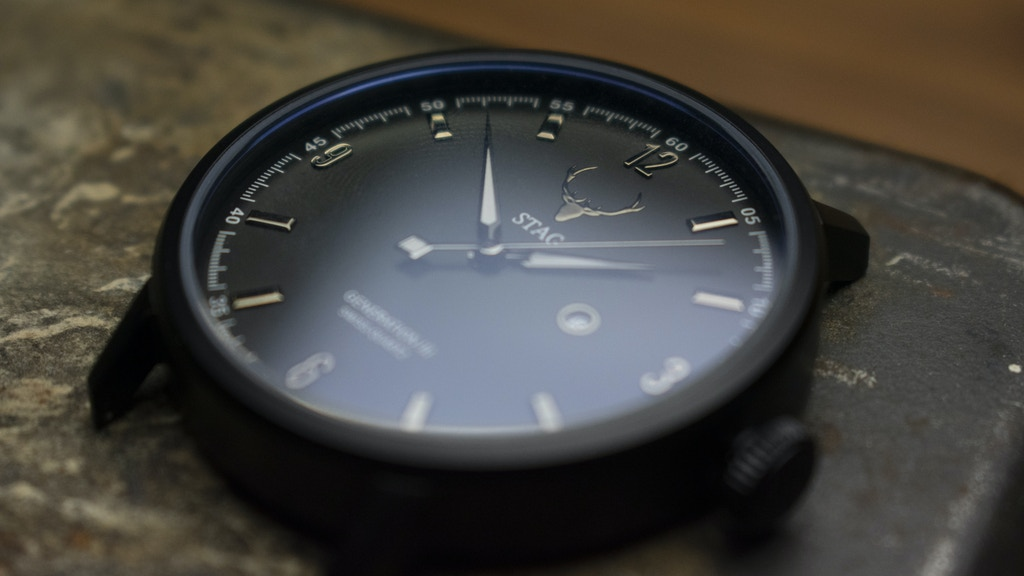 Stag Watches, GENERATION III | Swedish design, Swiss inside