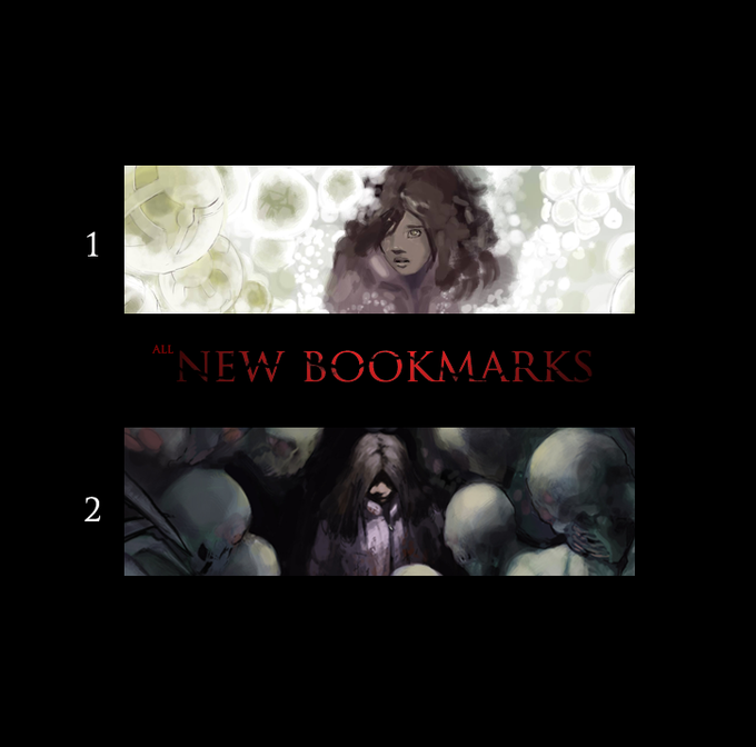"""New """"A"""" Bookmarks!"""