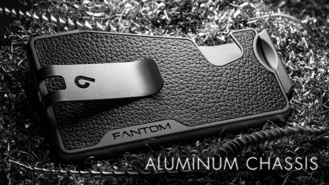 The ceramic coated aluminum chassis combines durability with unrivaled luxury.