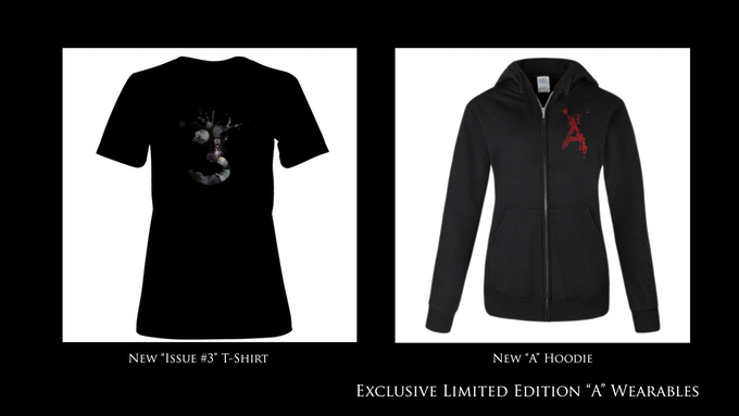 """New Limited Edition """"A"""" Wearables!"""