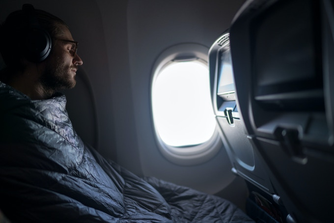 Travel Blanket Perfect For Comfortable Travel / The Layover™ - Overview