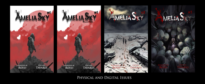 Physical and Digital Issues