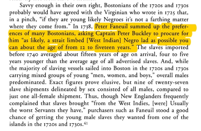"Robert E. Desrochers, Jr. (2002), ""Slave-for-Sale Advertisements and Slavery in Massachusetts, 1704-1781"", William and Mary Quarterly, 3rd series"
