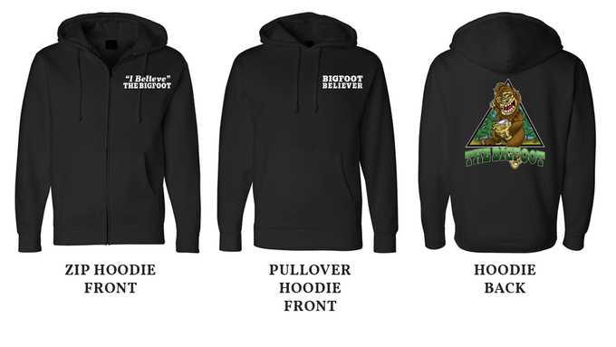 Hooded Sweatshirt Designs