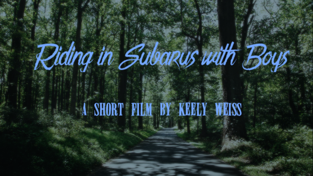 Riding In Subarus With Boys: A Killer Dark Comedy project video thumbnail