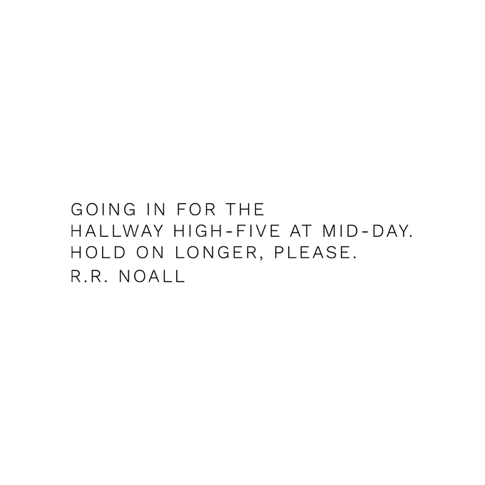 A Coming Out Haiku