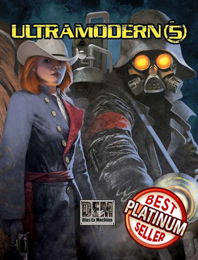 The original 2016 release of Ultramodern5,