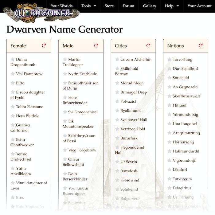 Worldspinner: Fantasy RPG Worldbuilder & Map Maker by