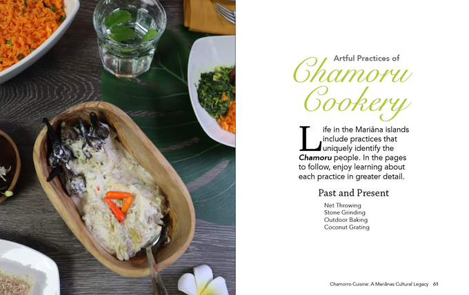 Draft Introduction to a Variety of Chamoru Culinary Practices with Old Photos | Courtesy: Gerard Aflague Collection