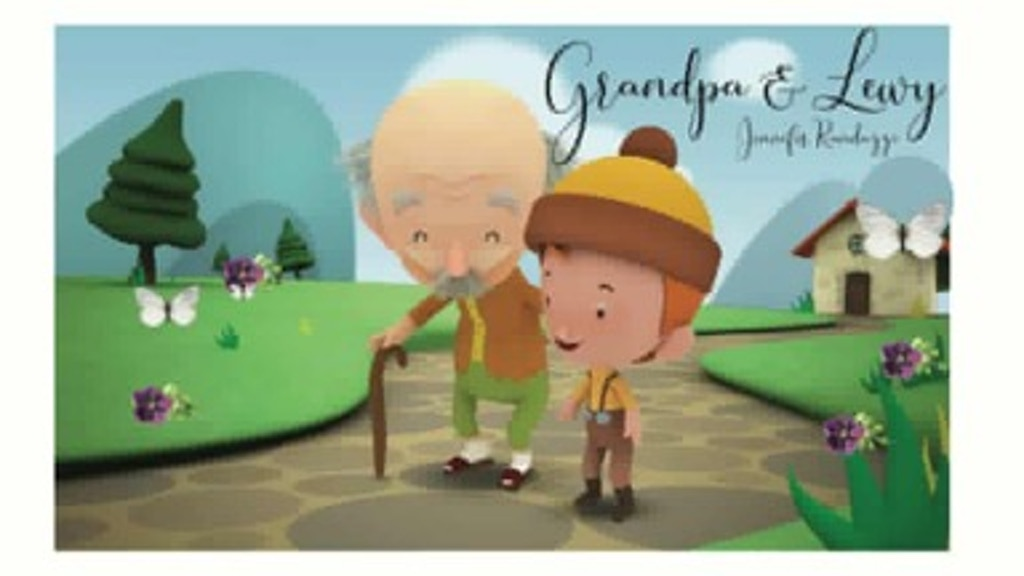 Project image for Grandpa & Lewy