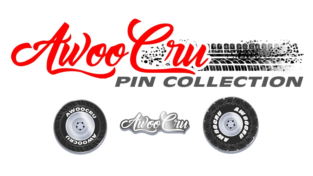 Project image for AwooCru Pin Set (Canceled)