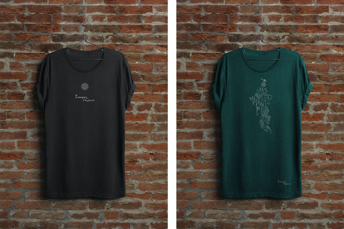 The Naghash Ensemble T-Shirts
