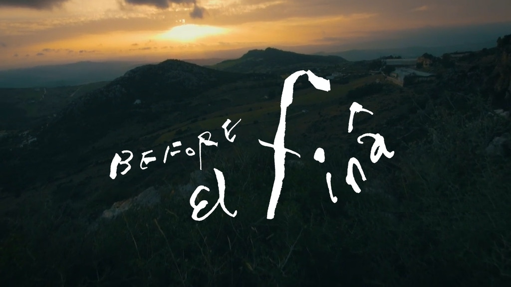Before El Finâ - A Feature Length Drama Shooting in August project video thumbnail
