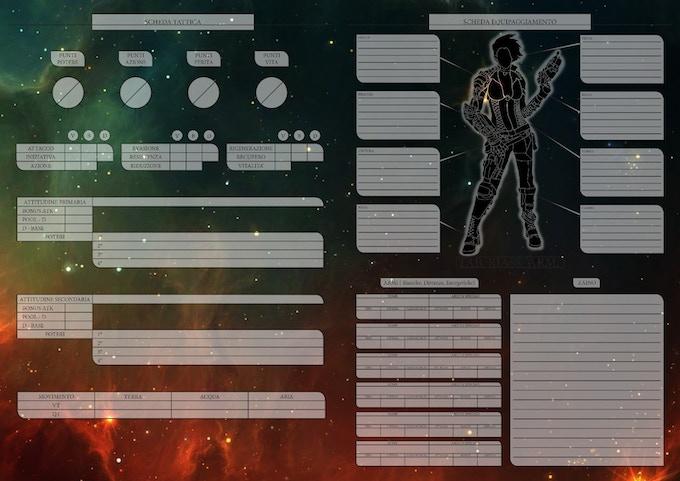 Tactical Sheet