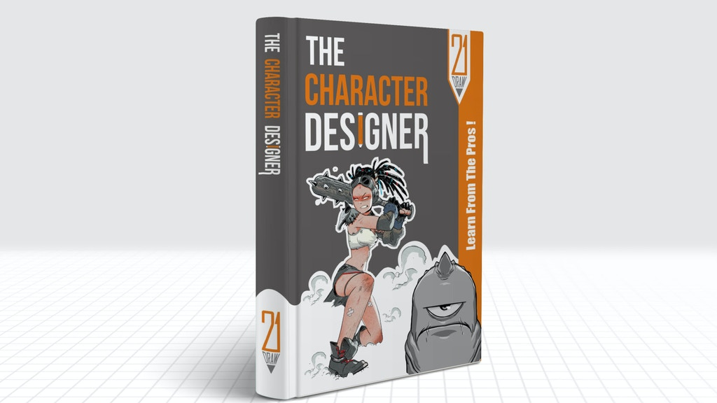 The Character Designer! project video thumbnail