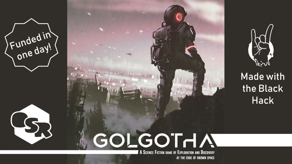 Golgotha Tabletop Roleplaying Game project video thumbnail
