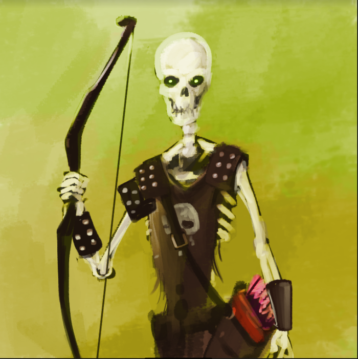 Skeleton Archer 1