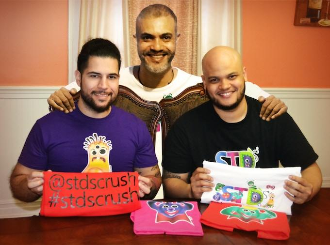 SEPV Corp Crew-Jovanny, Alejandro & Claudio.