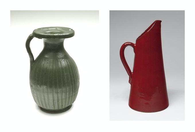 Oil Jar/Fez and Pitcher/Marrakech