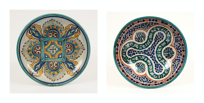 Plate/Safi and Plate/Fez