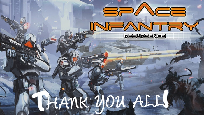 Space Infantry Resurgence is a robust gaming system that features a unique SOLITAIRE game