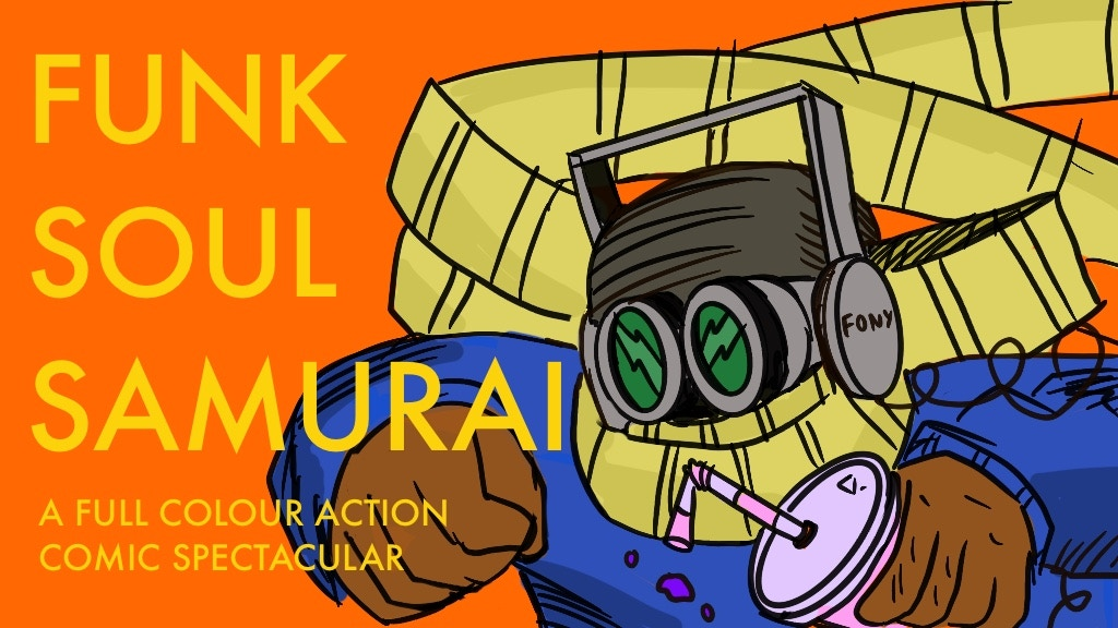 Funk Soul Samurai: Emergence of the Continuing Punch project video thumbnail