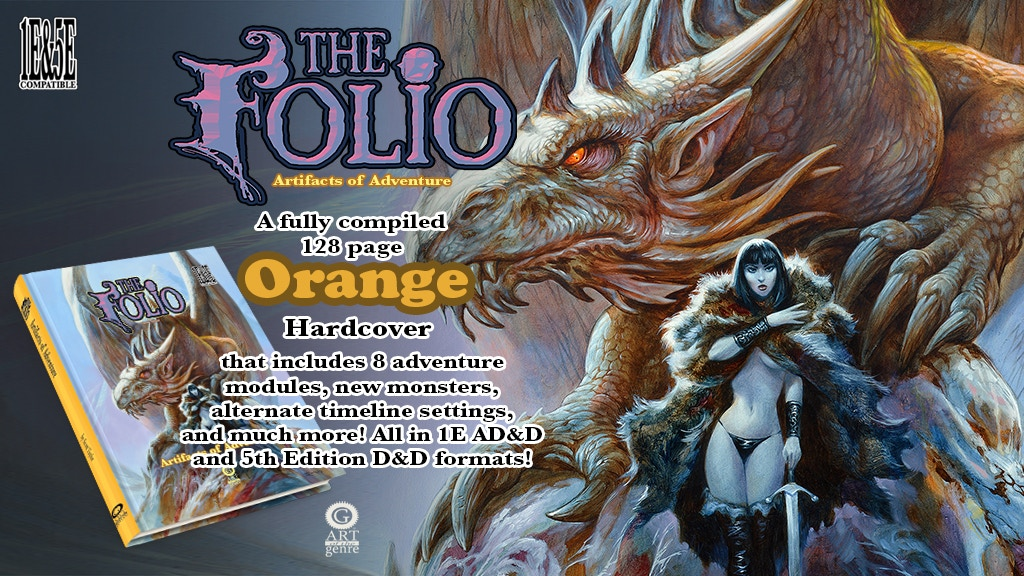 The Folio: Artifacts of Adventure project video thumbnail