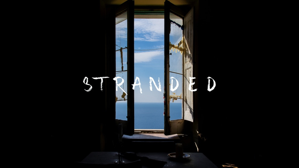 Stranded project video thumbnail