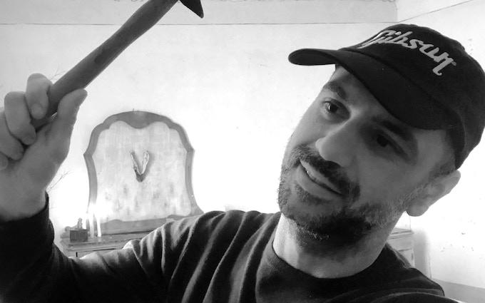 MASSIMILIANO FORLENZA – Production Designer