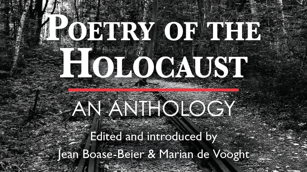 Poetry of the Holocaust project video thumbnail