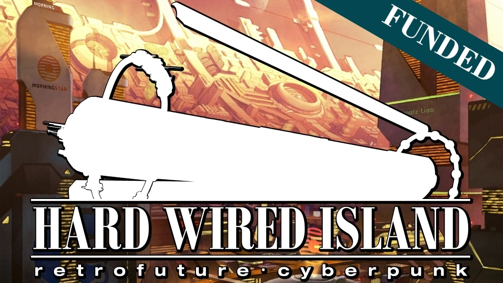 Hard Wired Island project video thumbnail