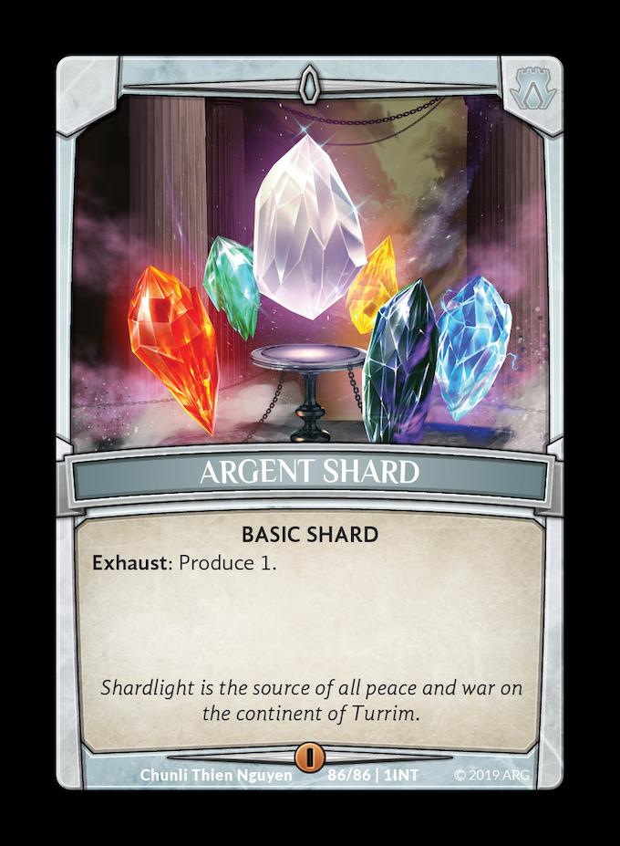 Shards Produce Shardlight