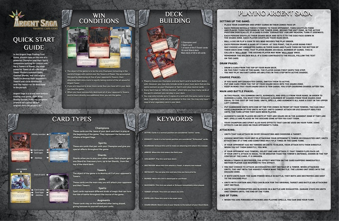 Quick-Start Guide Rules