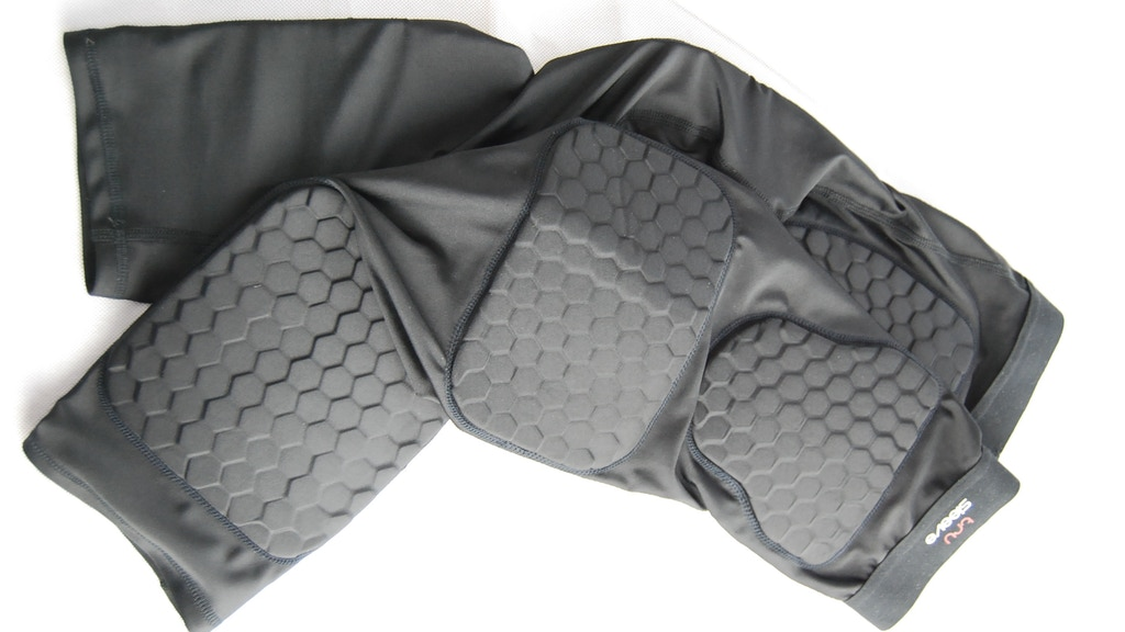 TruSleeve 3/4 Padded Compression Pants