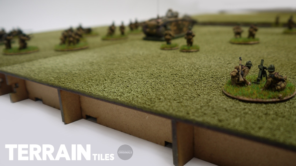 Project image for TerrainTiles - Modular Terrain Boards by Anomalia