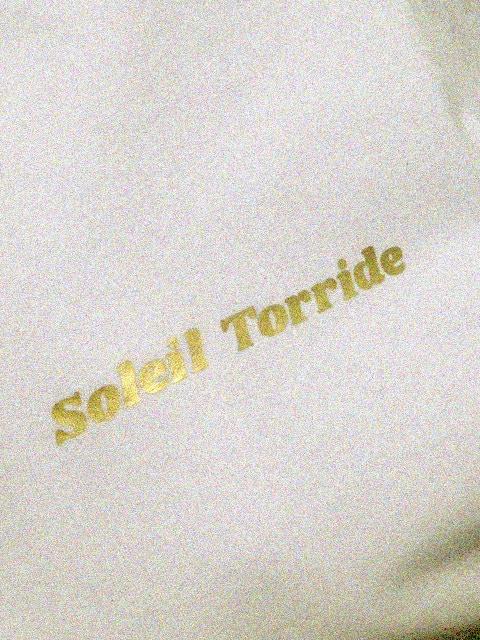 T-shirt SOLEIL TORRIDE. Contribution de 70 €