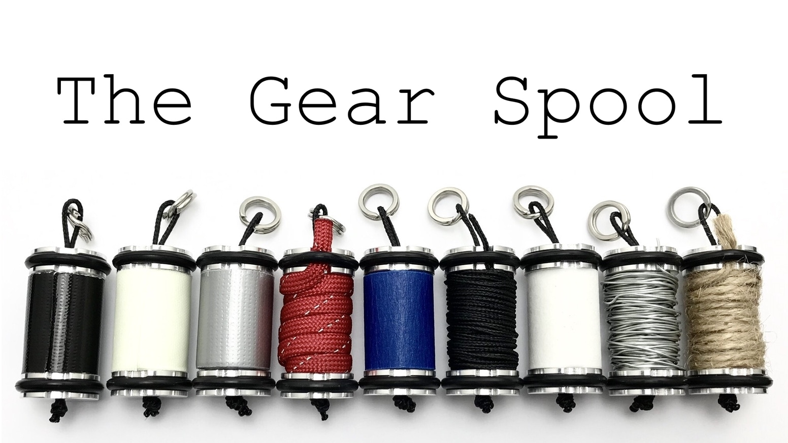 Simple gear storage at your finger tips.