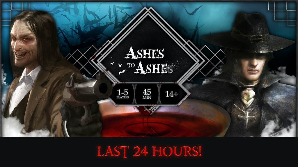 Ashes to Ashes - KS Exclusive Game project video thumbnail