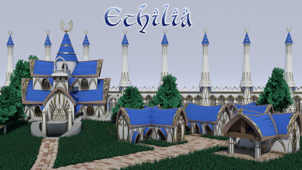 Ethilia: 3D printable fantasy buildings project video thumbnail