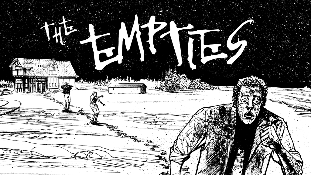 The Empties Comic Book #3: Sometimes love leaves you EMPTY! project video thumbnail