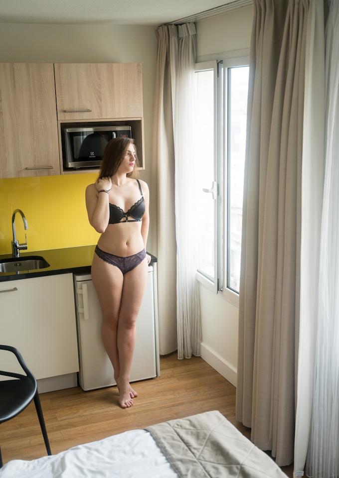 Photo Stories - Joyful Nudes No. 4 - Ingrid