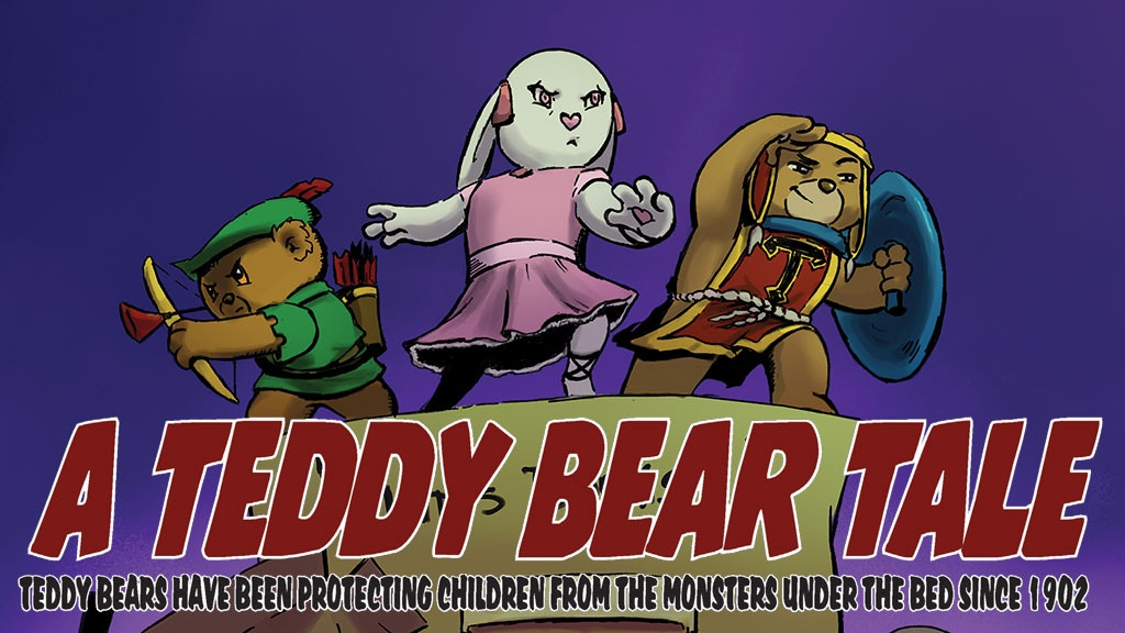 A Teddy Bear Tale - Here Be Monsters project video thumbnail