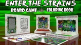 Strain Wars: Enter The Strains Boardgame & Coloring Book thumbnail