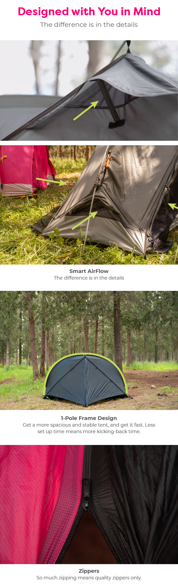 Rhinowolf 2 0 The All In One Attachable Super Tent By