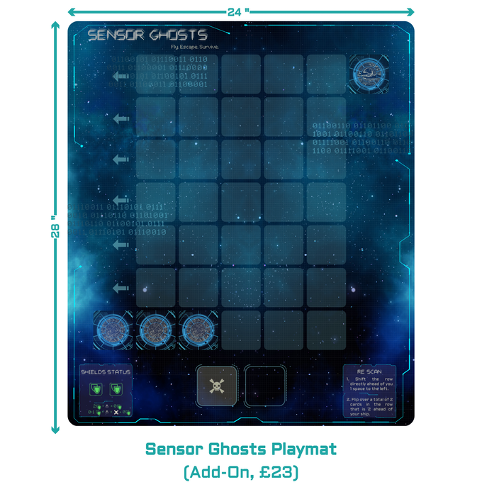 Sensor Ghosts & Assembly: 2 Unique Solo/Coop Puzzle Games by