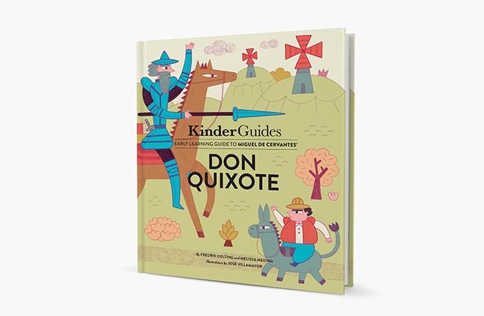 Don Quixote - illustrated by José Villamayor
